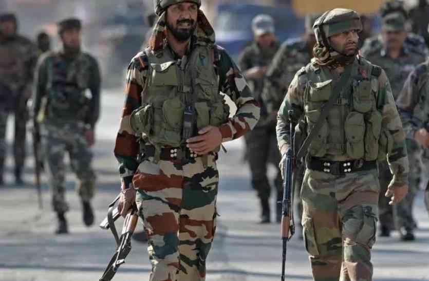 घाटी में सुरक्षाबलों ने एक आतंकी को मार गिराया, एक जवान भी शहीद, ऑपरेशन जारी