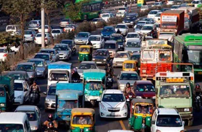 गुलाबी नगरी की सड़कों पर नहीं दिखेंगे 15 साल पुराने वाहन, संभावित खतरे के चलते परिवहन विभाग की पहल
