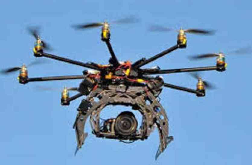 तकनीकी खराबी के चलते चीनी हवाई सीमा में पहुंचा भारतीय ड्रोन, हुआ हादसे का शिकार