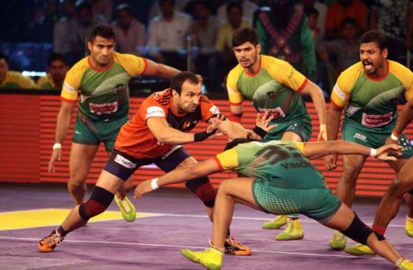 राजस्थान के गांवों से निकले 22 खिलाड़ी बिकेंगे प्रो कबड्डी लीग में