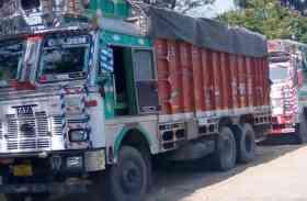 लाखों रूपए के साइकिल तथा पार्टस लेकर चेन्नई के लिए रवाना हुआ ट्रक गायब