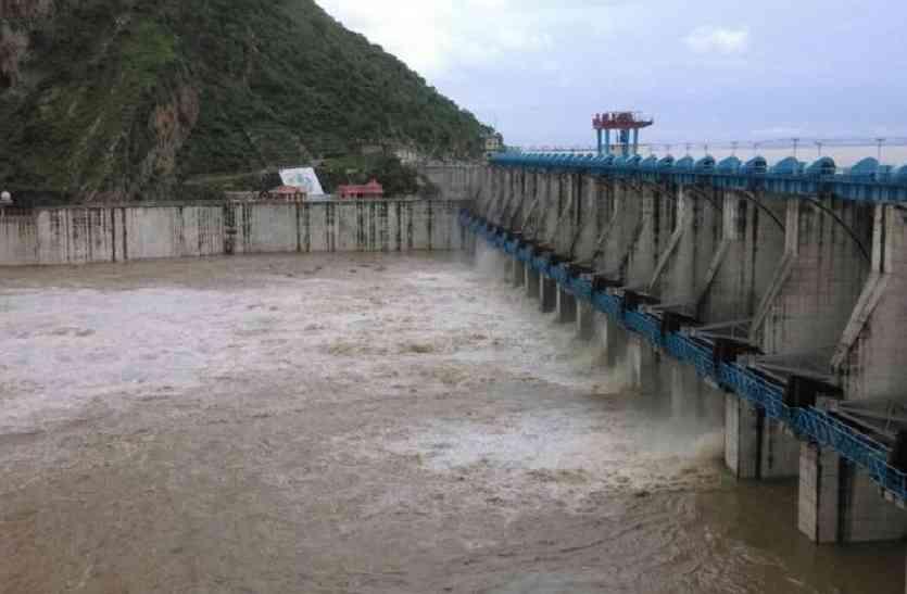 बीसलपुर बांध की एक मीटर बढ़ेगी ऊंचाई, फिजूल बहने वाले पानी को भी एकत्र करने की योजना