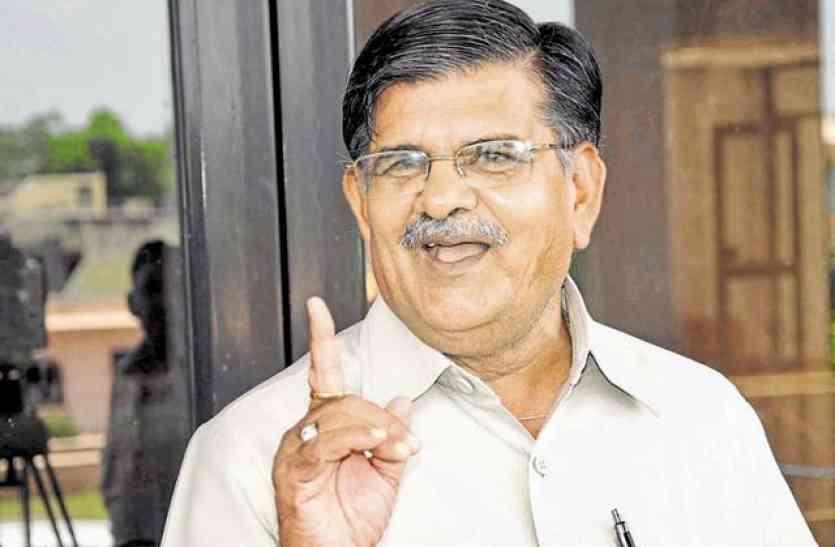 उदयपुर में गृहमंत्री कटारिया बोले- गलतफहमी निकाल लें, महापौर नहीं बदलेंगे