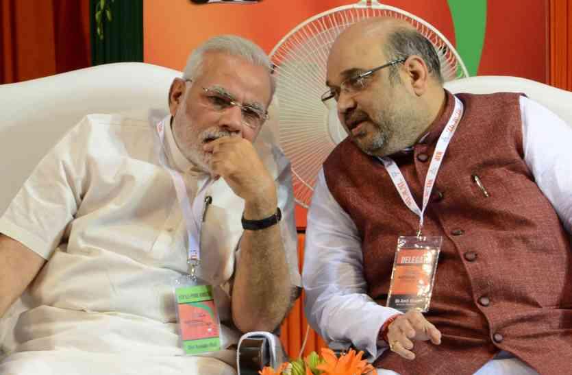BJP सांसदों पर जमकर बरसे मोदी, कहा-करिए अपने मन की, 2019 में देख लूंगा