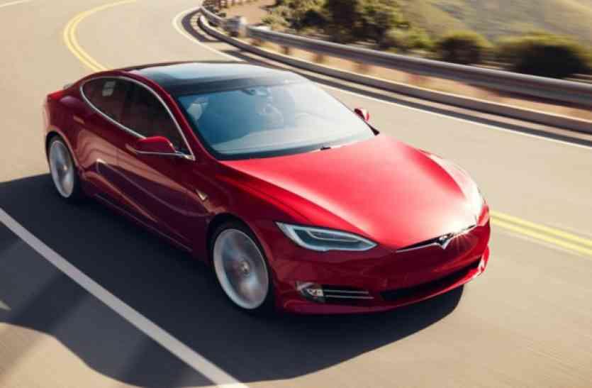 आ रही है टेस्ला की यह पॉवरफुल इलेक्ट्रिक कार, एक बार चार्ज करने पर चलेगी 1078km