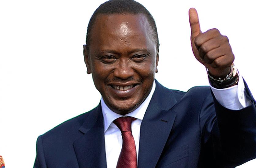 कीनियाई राष्ट्रपति उहरु ने दूसरी बार राष्ट्रपति चुनाव जीता