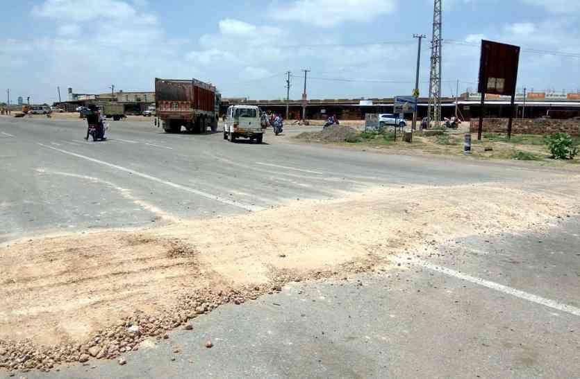 Video- Ramdevra fair in Jaisalmer- रामदेवरा मेले में इस रास्ते से न जाये, नहीं तो लौटना पड़ेगा वापिस