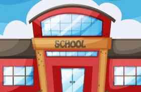 निजी विद्यालयों को टक्कर दे रहा शहर का मिडिल स्कूल