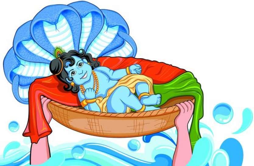 Krishna Janmashtami 2018 यादवों की श्रीकृष्ण जन्मोत्सव शोभायात्रा पर रोक