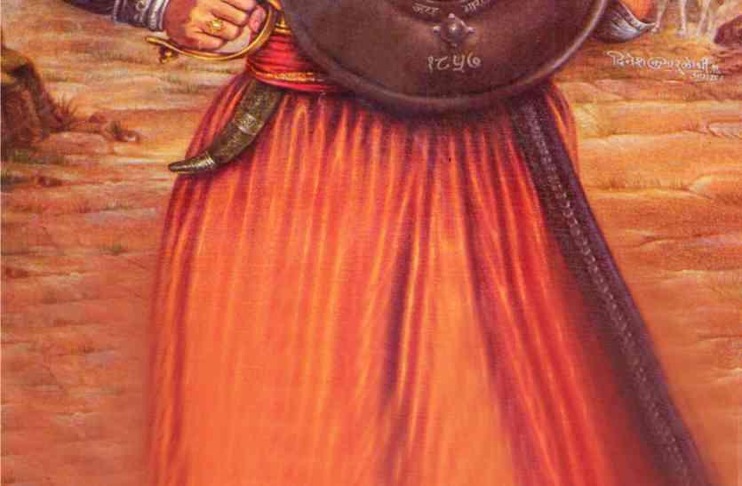 प्रथम स्वतंत्रता संग्राम में प्रमुख सूत्रधार थीं वीरांगना अवंतीबाई लोधी