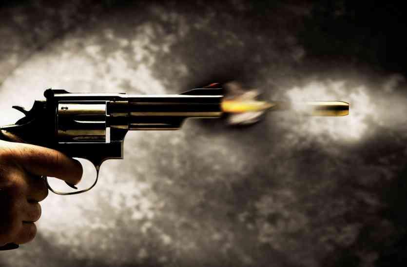 डीजीपी के दौरे 48 घंटे के भीतर ही युवक को लूट के दौरान मारी गोली