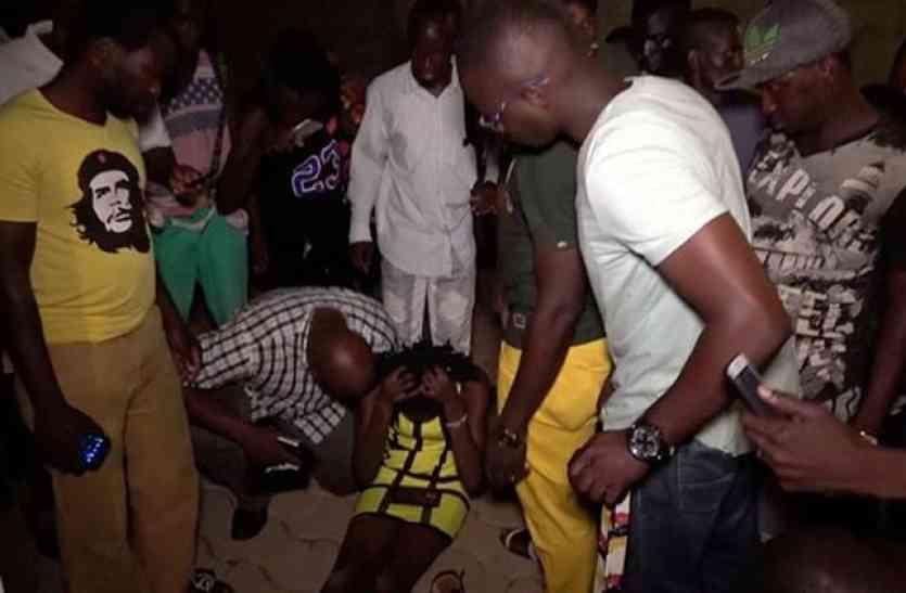 अफ्रीकी देश बुर्किना फासो में आतंकवादी हमला, 17 लोगों की मौत