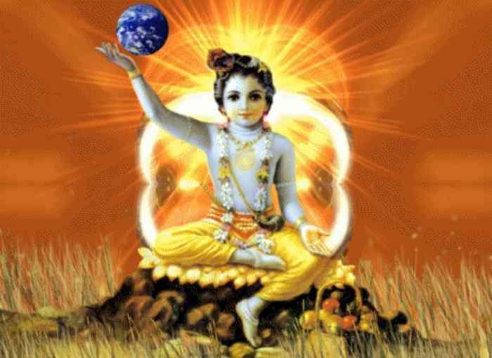 shri krishna janmashtmi mantra in hindi
