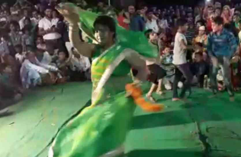 कृष्ण जन्माष्टमी पर जमकर नाचीं भाजपा विधायक, अब वीडियो हो रहा है वायरल