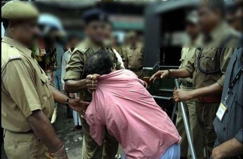 पुलिस पिटाई से संजू की मौत!