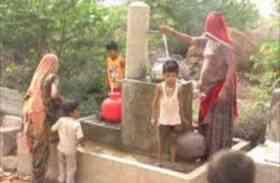 शासन से मंजूरी न मिलने से इन 59 गांव के लोगों को पीना पड़ा रहा जहर