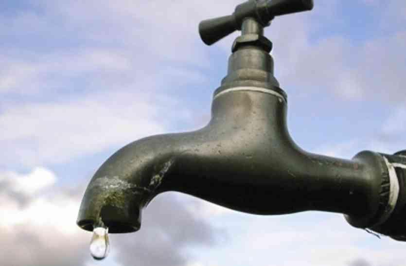 कल के लिए पानी स्टोर कर लें, जयपुर में इन 80 कॉलोनियों में नहीं हाेगी पानी की सप्लाई