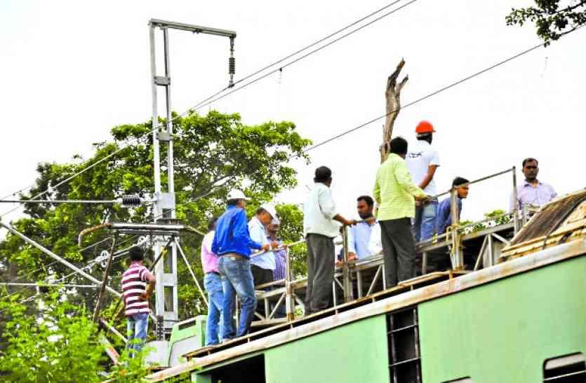 हैदराबाद से आए सीआरएस की शुरुआती जांच ने ही उड़ाए होश