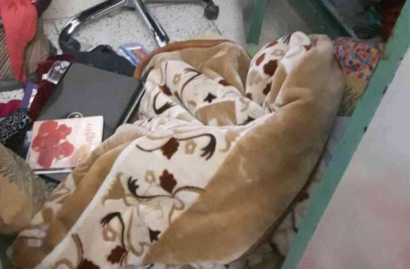 चोरों ने जिला रसद अधिकारी को कमरे में किया बंद, राजसमंद एसडीएम के घर से चुरा ले गए नकदी