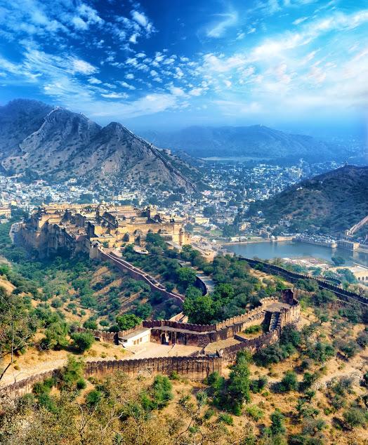 Amer Palace Rajasthan