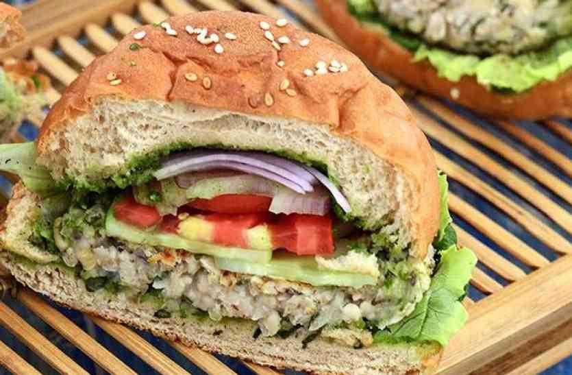 क्या आपको पता है बर्गर को भी बनाया जा सकता है पौष्टिक