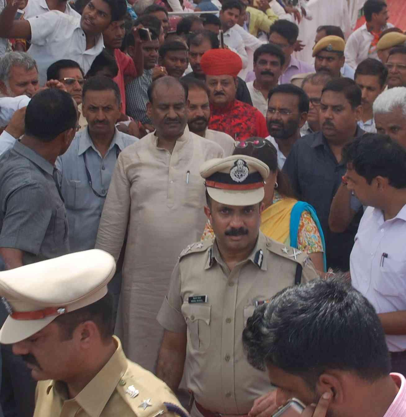 MP Om Birla Speek to CM Raje I can not fight elections