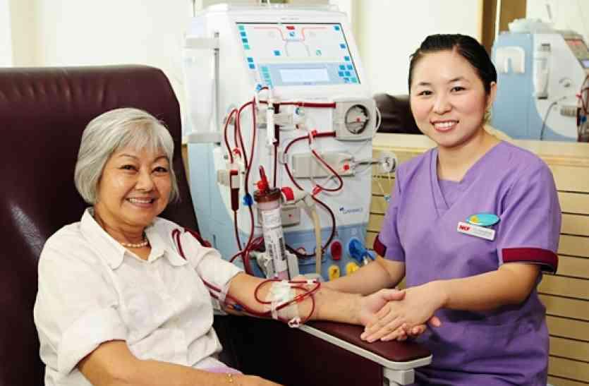 चूरू के गुर्दा रोगियों को बड़ी राहत, भरतिया अस्पताल में 12 सौ में होगी डायलिसिस