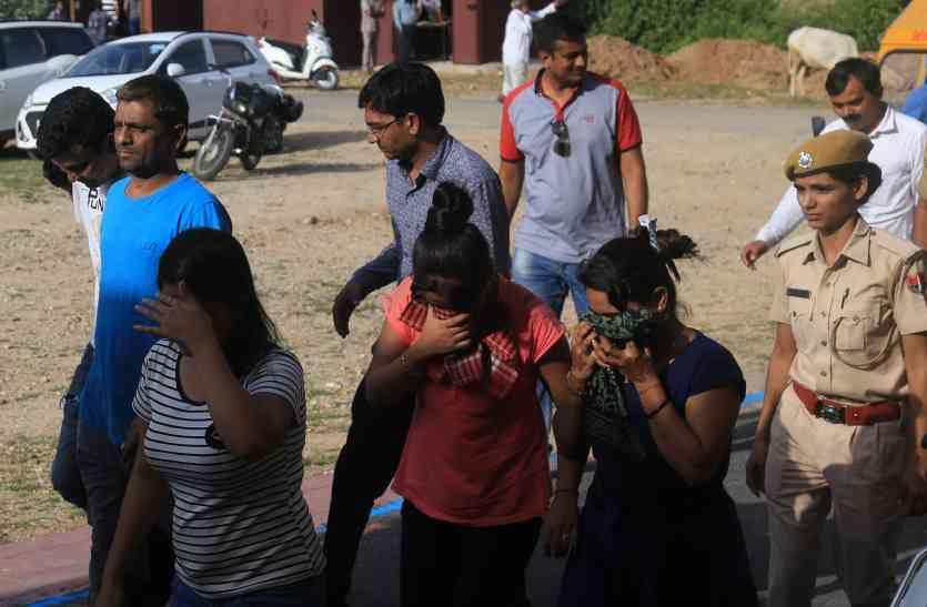 शराब, लड़कियां और डांस पार्टी...उदयपुर में हो रहा था ये सब लेकिन पुलिस ने की शांतिभंग में कार्रवाई