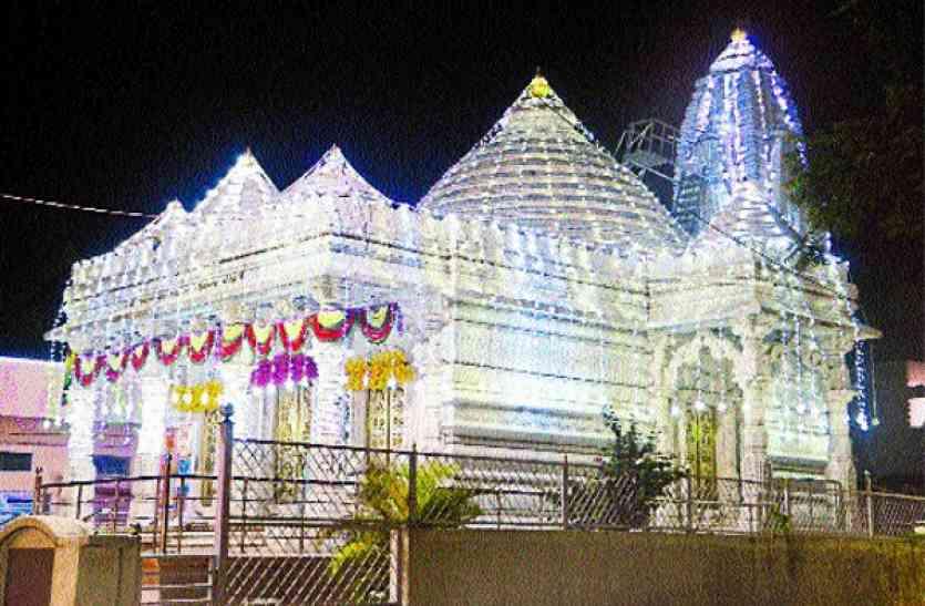 श्वेतांबर जैन मंदिरों में रहेगी धार्मिक आयोजनों की धूम