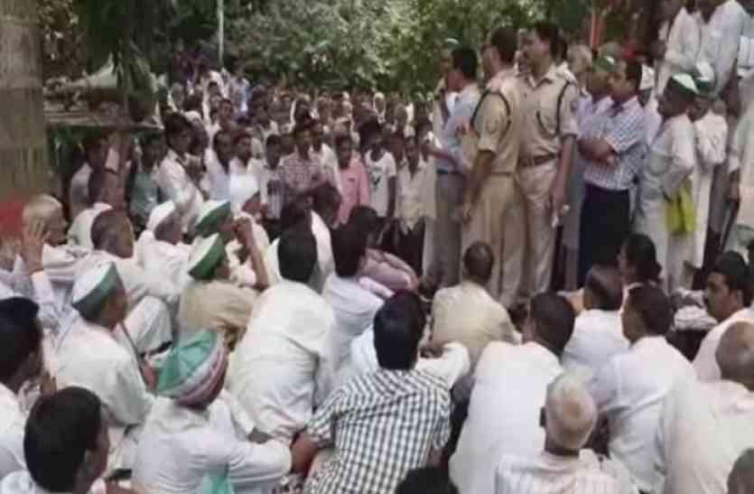 किसान जसवंत मौत मामले में महापंचायत विफल, जिले में 25 अगस्त तक धारा 144 लागू