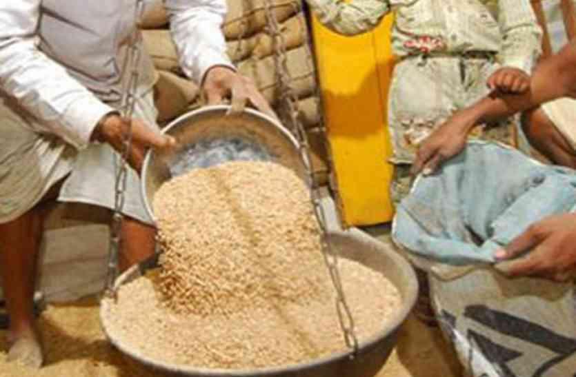 दो नाप के बारदानों में भरी जाएगी किसानों की धान