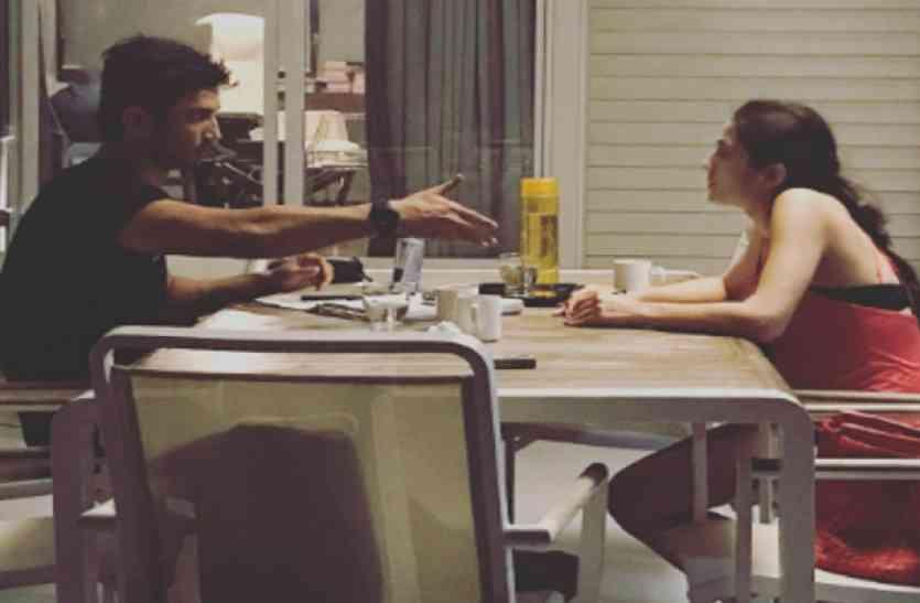 PHOTO: सारा अली खान ने की सुशांत सिंह राजपूत से मुलाकात, फिल्म केदारनाथ की होने जा रही है शुरुवात !