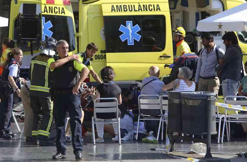 विदेश मंत्री सुषमा स्वराज ने दी जानकारी, बार्सिलोना हमले में कोई भी भारतीय हताहत नहीं