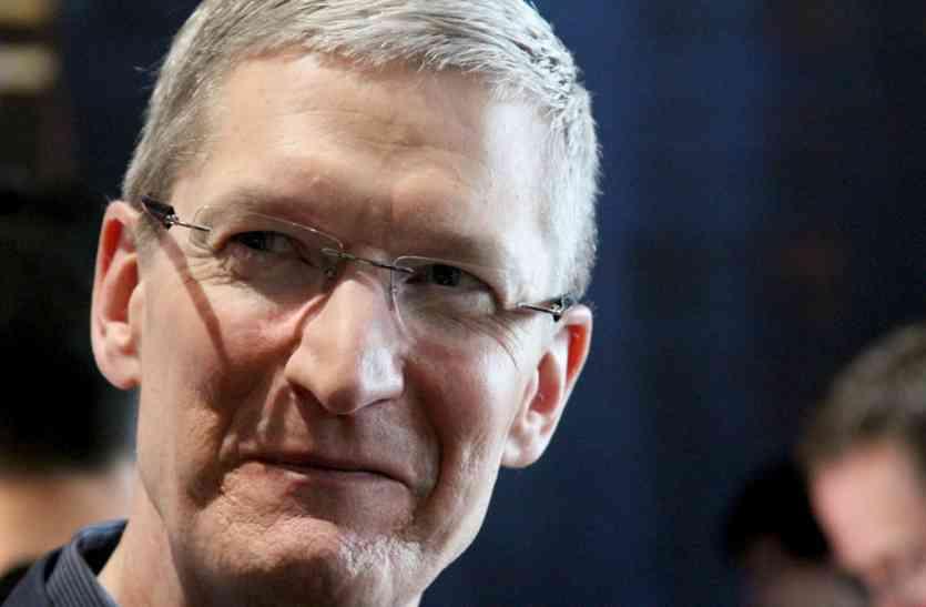शारलॉट्सविले हिंसा पर..एप्पल के सीईओ ने खत लिख कर्मचारियों को चुप्पी तोडऩे को कहा