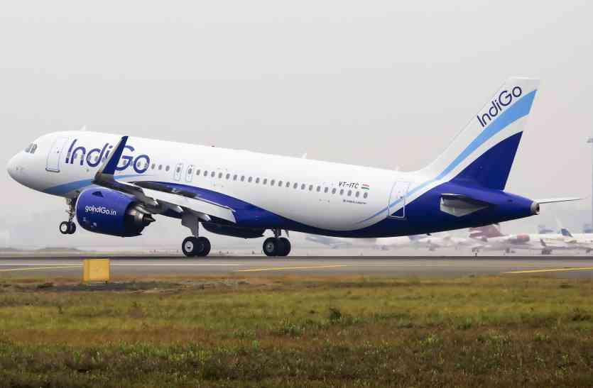 इंजन में गड़बड़ी की वजह से इंडिगो की 84 उड़ाने रद्द, कंपनी ने खबर को बताया गलत
