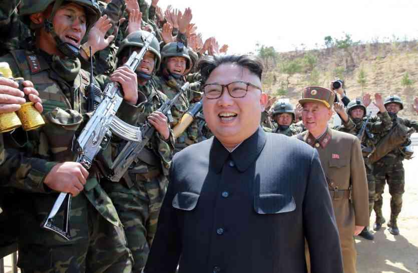 नॉर्थ कोरिया पर नर्म पड़ा अमरीका, बिना शर्त बातचीत की पेशकश