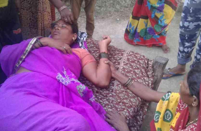 आजमगढ़ में फिर कटी दो महिलाओं की चोटी