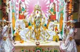 संतान प्राप्ति पर बनवाया था जयपुर का सिद्धि गणेश मंदिर, यहां मूर्ति पर नहीं चढ़ता है सिंदूर का चौला