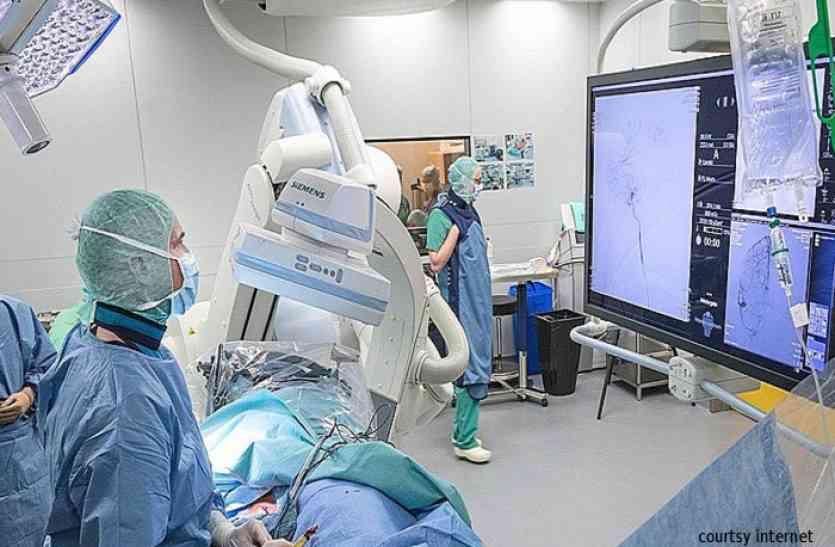 जोधपुर के इस सरकारी अस्पताल में पहली बार हुई बच्चों की एंजियोग्राफी, बिना सर्जरी के बंद किए दिल के छेद