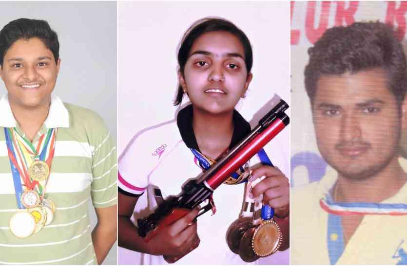 राजस्थान राज्य निशानेबाजी चैम्पियनशिप: 10 मीटर एयर पिस्टल निशानेबाजी में बीकानेर के हेमेन्द्रसिंह बने चैम्पियन