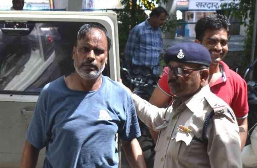 साधु का भेेष में जाकर पुलिस ने किया किसान आंदोलन से जुड़े नेता अमृतराम को गिरफ्तार