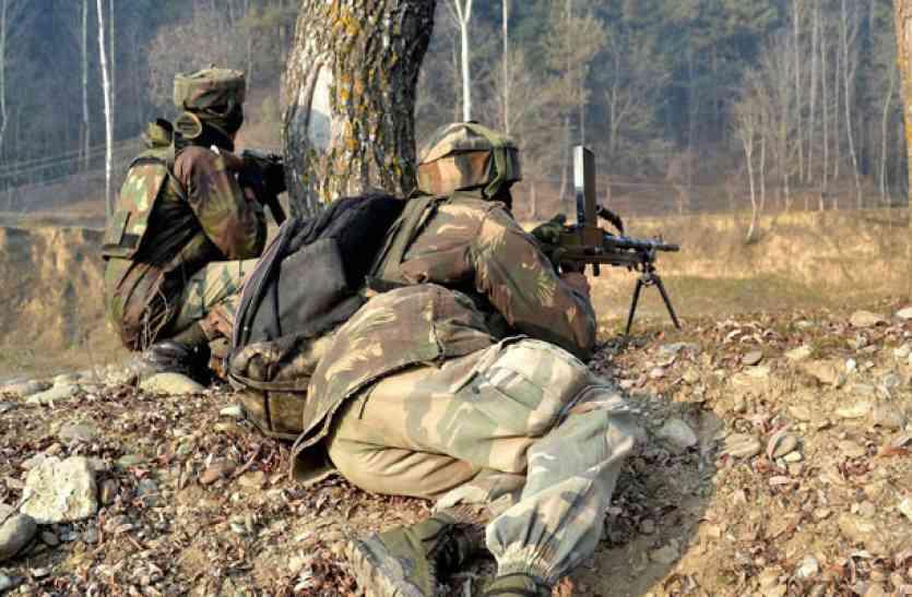 हंदवाड़ा में सेना ने 1 आतंकी मार गिराया, अन्य की तलाशी जारी