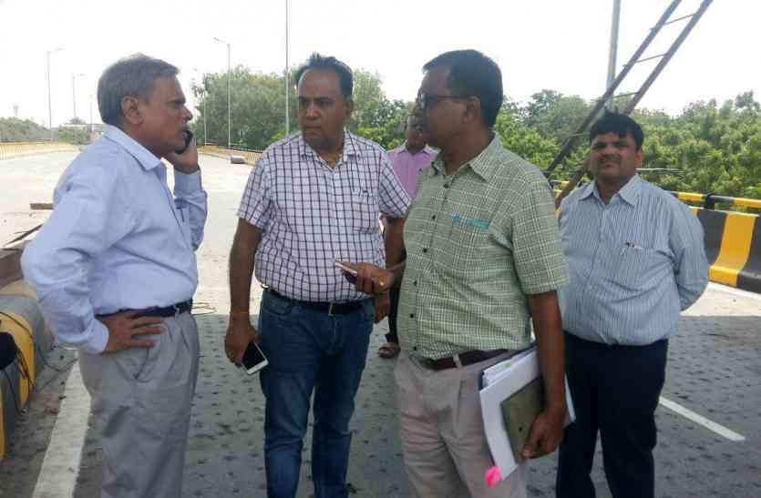 एक्सपर्ट टीम ने जांचा मल्टीलेवल ओवर ब्रिज, अब फ्लाईओवर के लिए जोधपुर को करना होगा इतना इंतजार