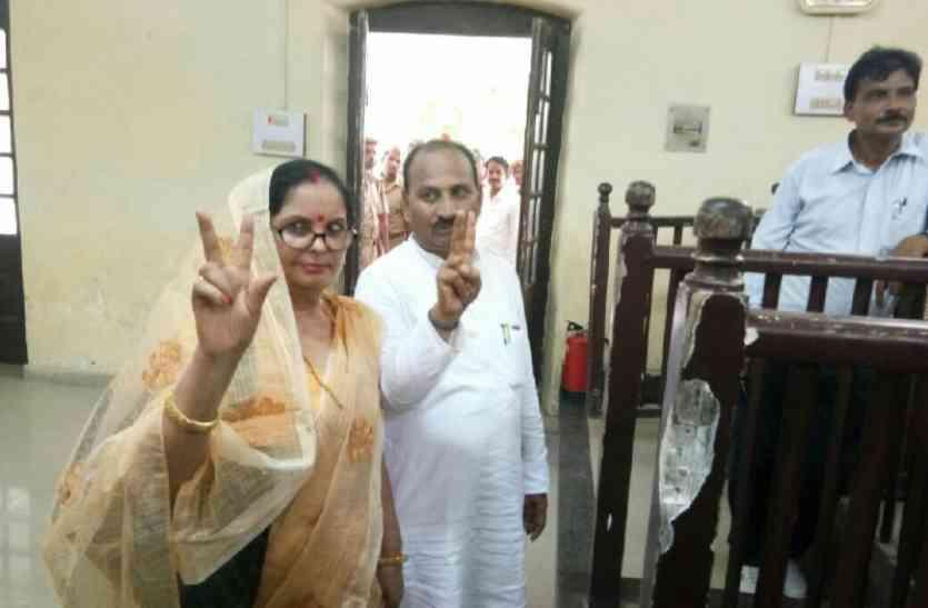 सपा ने बड़े अंतर से जीता गाजीपुर उपचुनाव, बीजेपी की बड़ी हार, मिले महज नौ वोट