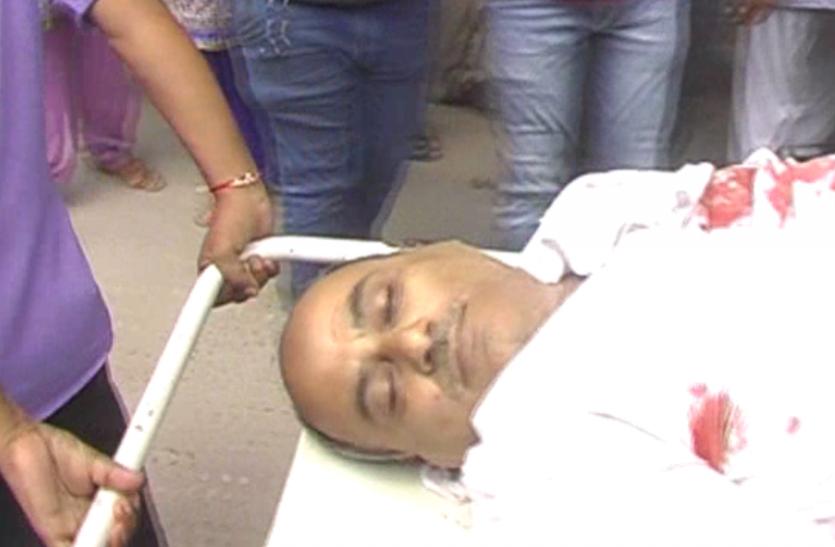 मुज़फ्फरनगर में बदमाशों ने दिनदहाड़े की पूर्व प्रधान की हत्या