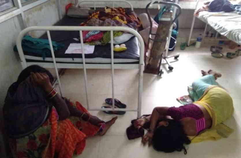 Medical कॉलेज अस्पताल में वेंटिलेटर की सुविधा नहीं, 5 माह के मासूम ने तोड़ा दम