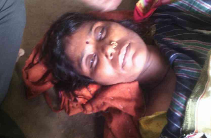 विवाहिता ने पिया जहर, अस्पताल ले जाते समय हुई मौत