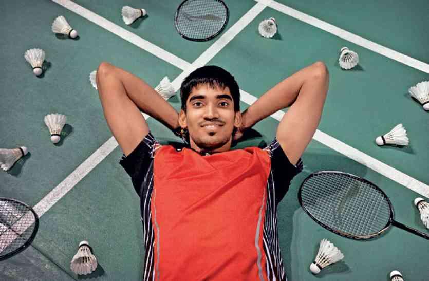 श्रीकांत और समीर वर्मा ने विश्व बैडमिंटन चैंपियनशिप में जीत दर्ज कर शानदार शुरुआत किया