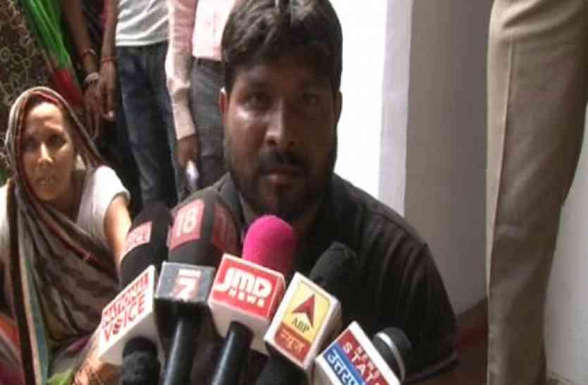 बीजेपी विधायक के भाई ने पहले की मारपीट, फिर सत्ता की हनक में पीड़ितों पर दर्ज कराई रिपोर्ट !