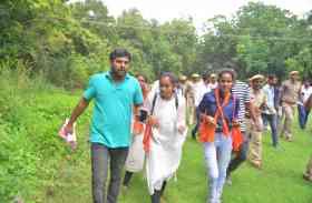 छात्रसंघ चुनाव: नॉमिनेशन फाइल करने आई छात्रा का नामांकन पत्र लेकर भागा छात्रनेता, यूं हुई धुनाई